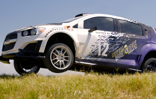 2013 Chevrolet Ultimate Sonic RS트랜스포머에 나왔던 쉐보레 아베오
