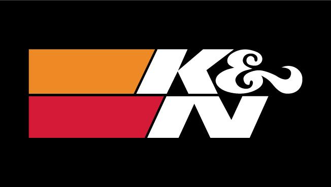 K&N 스티커