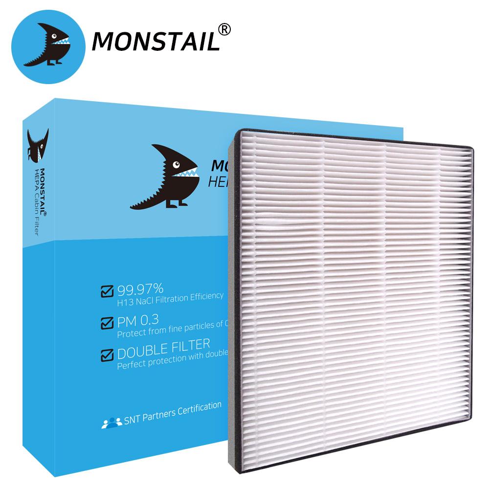 몬스테일 MCH-106 H13등급 에어컨 헤파필터 / 아반떼AD 코나EV i30PD 더뉴아이오닉 올뉴K3