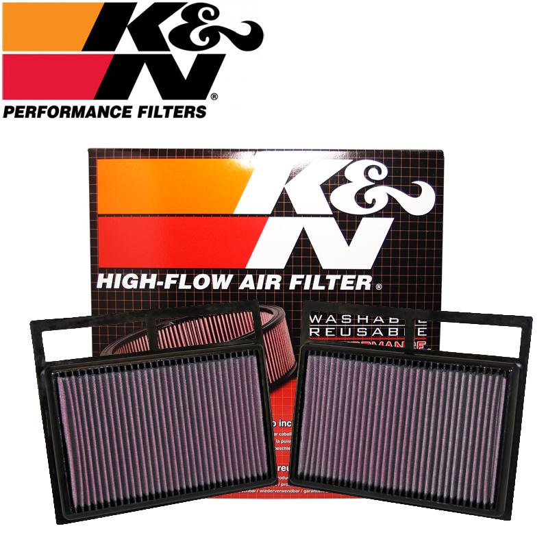 K&N33-2412 에어필터 벤츠CL600, CL65 AMG, G65 AMG, S600, S600 마이바흐, S65 AMG, SL600, SL65 AMG 마이바흐 57, 62]