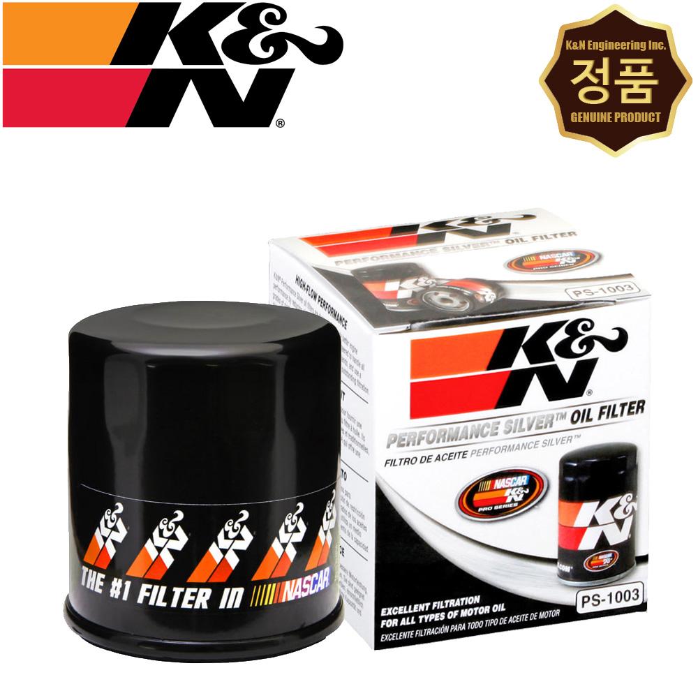 K&N PS-1003 오일필터 마티즈 ES300h LS500 UX250h 캠리 캠리하이브리드 프리우스 RAV4 RAV4하이브리드