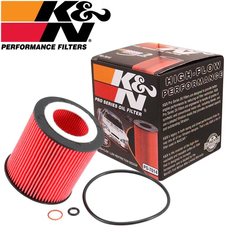 K&N PS-7014 오일필터 [BMW가솔린 1시리즈, 3시리즈, 4시리즈, 5시리즈, 6시리즈, 7시리즈, M시리즈, X시리즈, Z4 ]