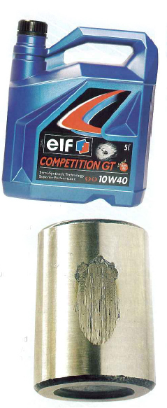 ELF COMPETITION GT 10W-40