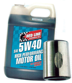 RED LINE SYNTHETIC 5W-40